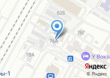 Компания «Элсофт» на карте