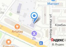Компания «Детский сад №188» на карте