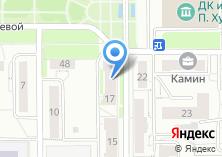 Компания «Тайменъ» на карте