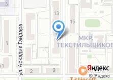 Компания «Текстильщик управляющая компания» на карте