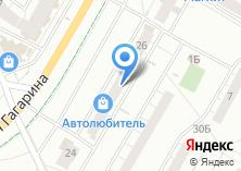 Компания «АвтоПаскер» на карте