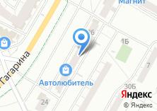 Компания «Салон мототехники» на карте