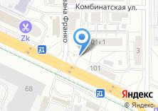 Компания «Твоя Аптека» на карте