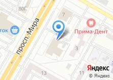 Компания «Таксопарк №1» на карте