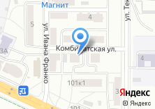Компания «Канцбюро Идель» на карте