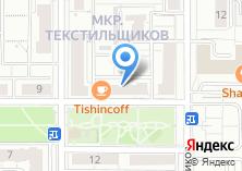 Компания «Вторая городская больница» на карте