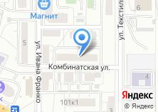 Компания «Монтаж-Сервис Плюс» на карте