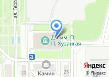 Компания «Чувашский народный театр им. И.С. Максимова-Кошкинского» на карте
