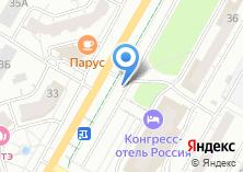 Компания «Автостоянка на ул. Юрия Гагарина» на карте