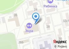 Компания «Нано-текстиль» на карте