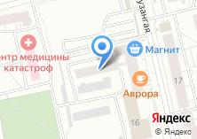 Компания «СВАРСТАЛЬ21» на карте