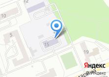 Компания «Специальная (коррекционная) общеобразовательная школа №2» на карте