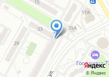 Компания «Еврозапчасти» на карте