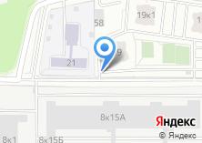 Компания «ТЭЦ-1» на карте