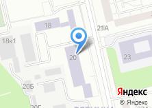 Компания «Российский государственный социальный университет» на карте