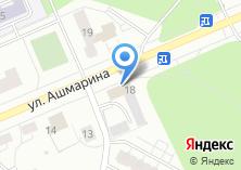 Компания «Жилкомстрой» на карте