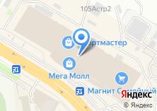 Компания «Мобилком» на карте