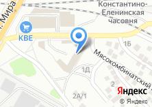 Компания «СтройБор» на карте