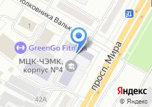 Компания «ЧМТ Чебоксарский машиностроительный техникум» на карте