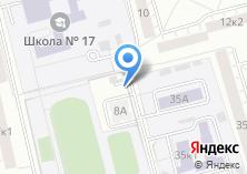 Компания «СИТИ» на карте