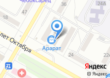 Компания «Fishка» на карте