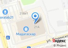 Компания «Dns smart» на карте