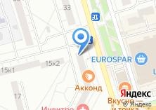 Компания «Адвокатский кабинет Шамитова О.В» на карте