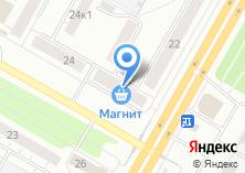Компания «Дар-Клининг» на карте
