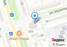 Компания «Proffi Service» на карте