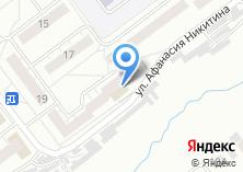 Компания «Детская библиотека им. Х. Степанова» на карте