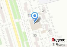 Компания «Мега-Ивушка» на карте