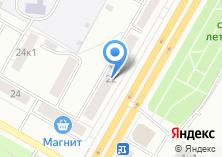 Компания «СантехМастер» на карте