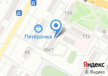 Компания «Гамма» на карте