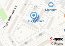 Компания «Жумчужина» на карте