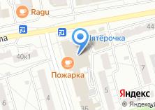 Компания «Алексеевские двери» на карте