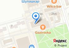 Компания «ПромТехСтрой» на карте