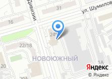 Компания «Чебоксарский хлебозавод №2» на карте