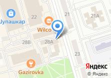 Компания «Шторы-декор» на карте