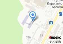 Компания «Пурнеске» на карте