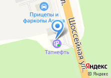 Компания «Сеть автоцентров» на карте