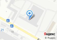 Компания «Дорисс» на карте