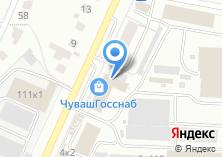 Компания «ОВК» на карте