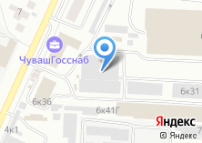 Компания «Овит» на карте