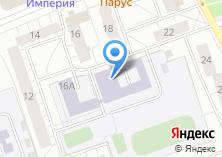 Компания «Средняя общеобразовательная школа №43» на карте