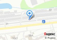 Компания «Лига-авто» на карте