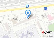Компания «Промстройтехсервис» на карте