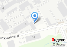 Компания «СУОР» на карте