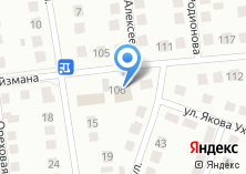 Компания «Ваш уют фабрика мебели» на карте
