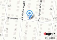 Компания «Абрамов АН» на карте