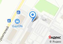 Компания «СтройЮрист» на карте